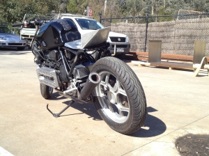 BMW K100 – THE K100 PROJECT (Don't Call it A Cafè Racer)