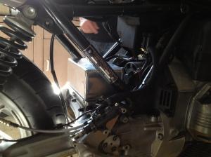 BMW K100 Project (88)