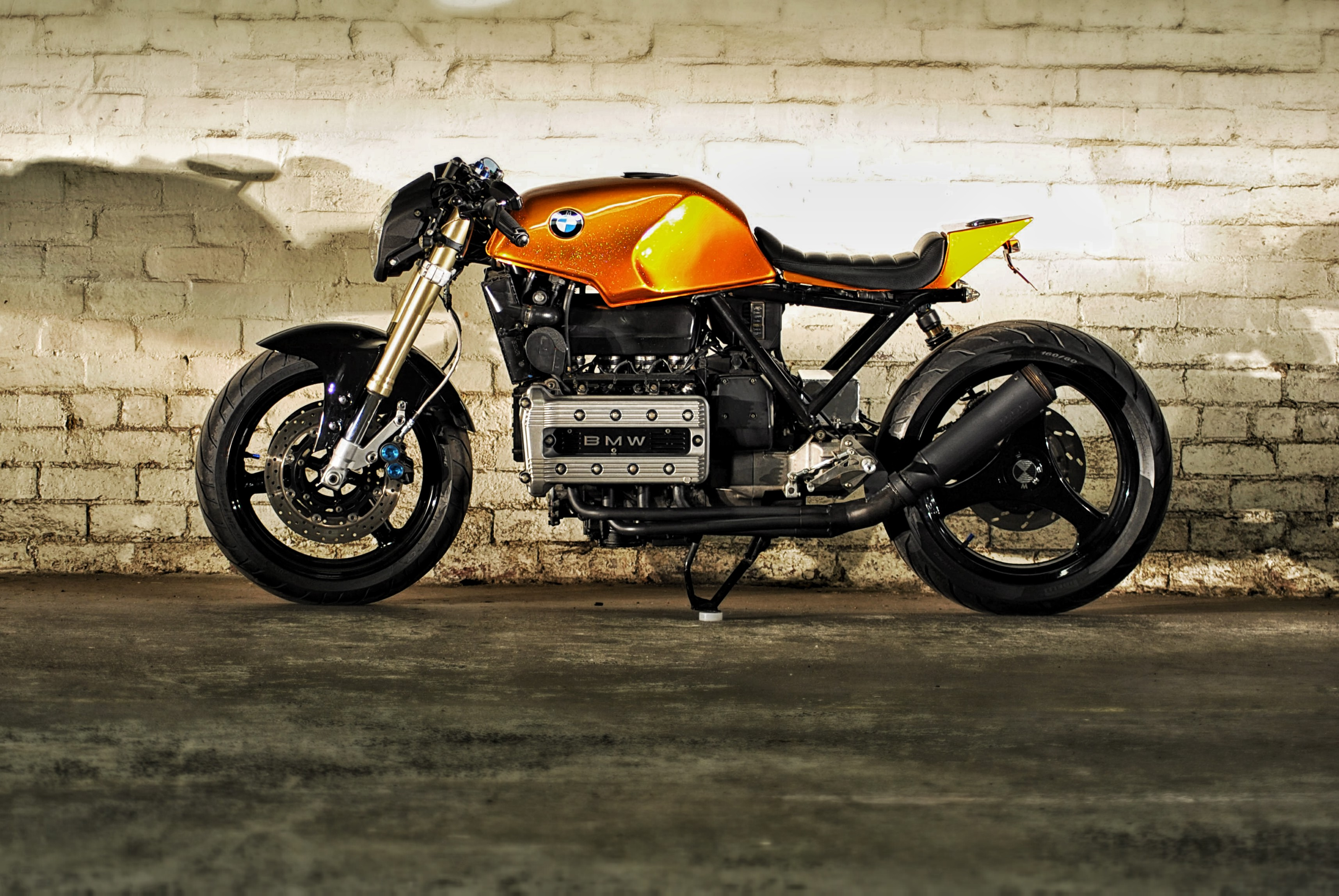 the k100 project don t call it a cafe racer papajhotel. Black Bedroom Furniture Sets. Home Design Ideas