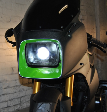Xeon headlight